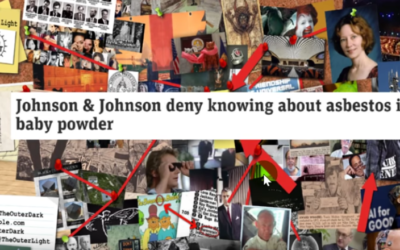 Johnson & Johnson deny knowing about asbestos in their baby powder [VIDEO]