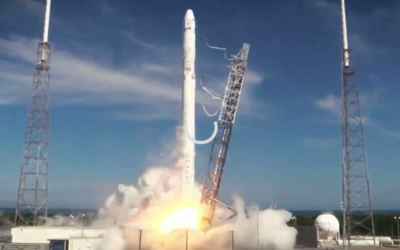 Watch Elon Musk's SpaceX launch a US spy satellite into orbit [VIDEO]