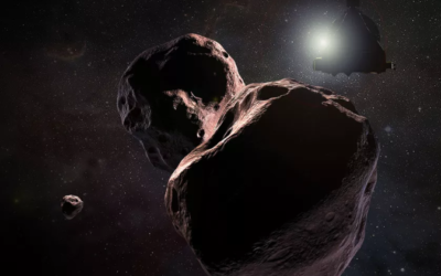 On New Year's Day, a spacecraft will zoom by the most distant object humanity has ever visited