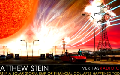Matthew Stein – Survival Skills in the Event of War, Financial Collapse or EMP Attack [VIDEO]