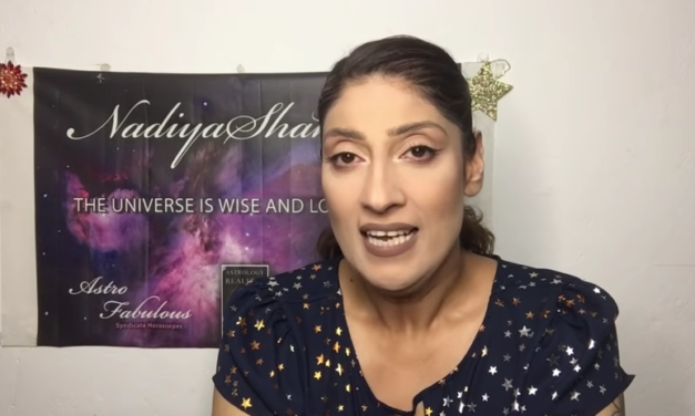 Nadiya Shah – Fresh New Year Energy! Mars into Aries & Uranus Direct! Dec 30- Jan 5 2019 Astrology Horoscope [VIDEO]