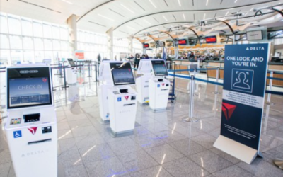 """Biometric Scanning Has Rolled Out in Atlanta International Airport: """"One Look And You're In"""""""