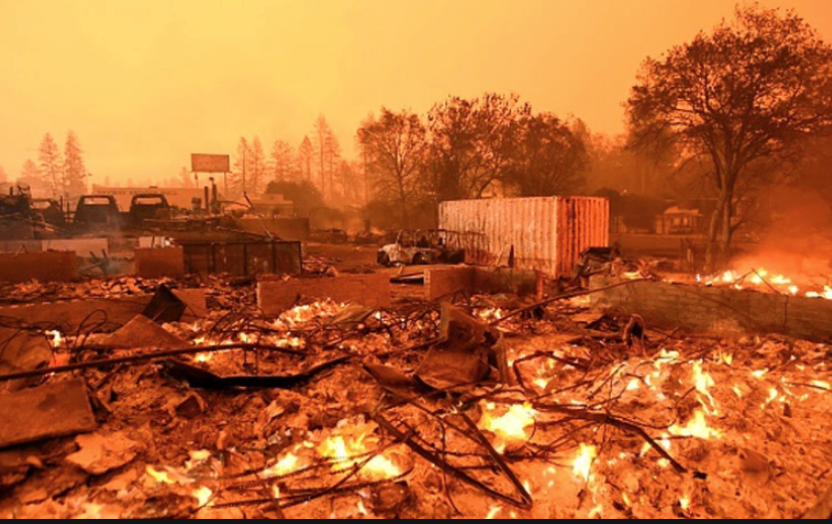 SMOKING GUN: Hard Evidence Shows Camp Fire Was Manmade, Genocide and Mass Destruction of Paradise Carefully Planned