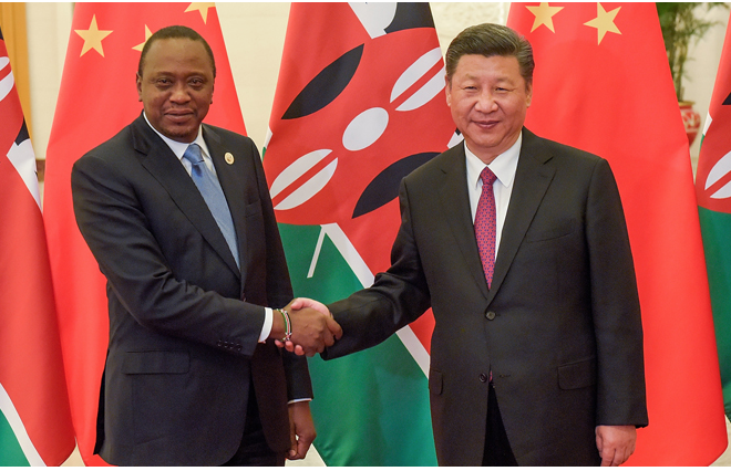CHINA TO TAKE OVER KENYA'S LARGEST PORT OVER UNPAID LOAN
