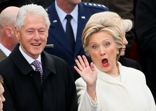 The Clinton's Resort To Groupon Due To Poor Ticket Sales, Tour Tickets Now Half Price or Less