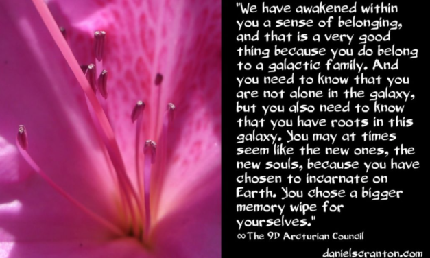 The Great Re-Awakening ∞The 9th Dimensional Arcturian Council