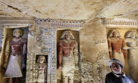 Ancient Egyptian tomb untouched for 4,400 years OPENED — amid warnings of 'DEADLY CURSE' [VIDEO]