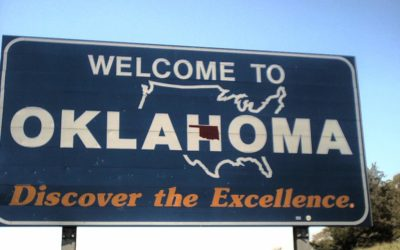 Half the land in Oklahoma could be returned to Native Americans