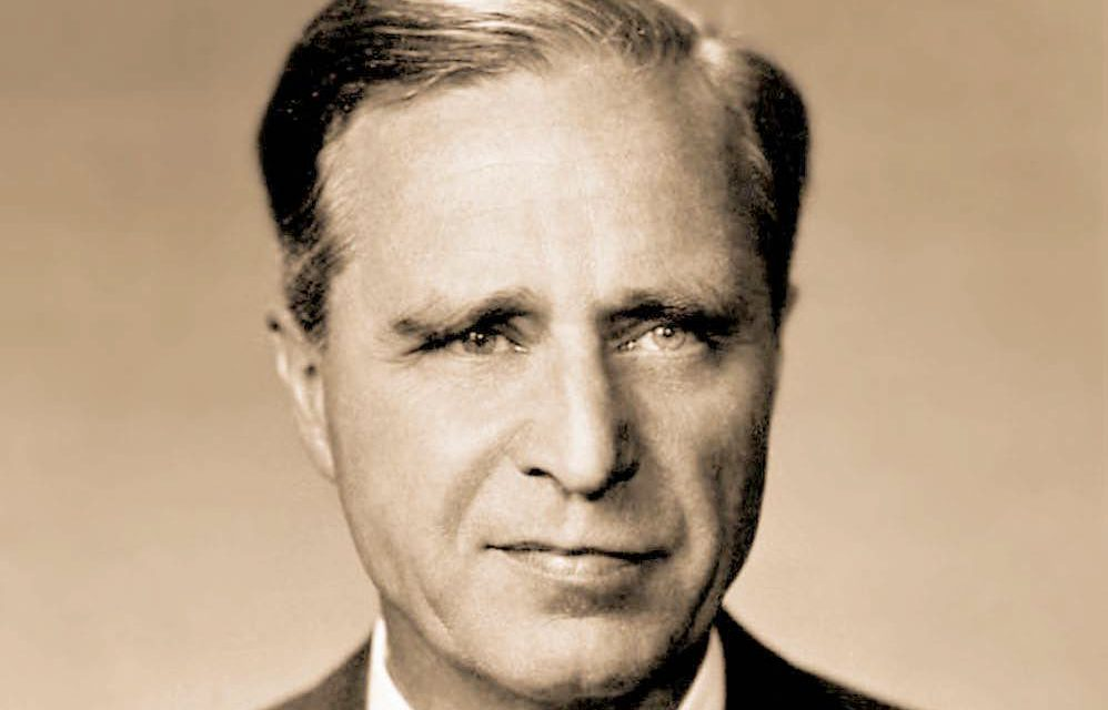 The Bush Family Dynasty and Prescott Bush's Love Affair with Fascism