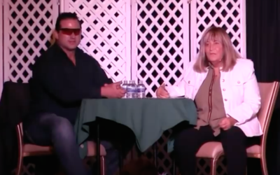Emery Smith interview with Paola Harris at StarworksUSA 2018 [VIDEO]