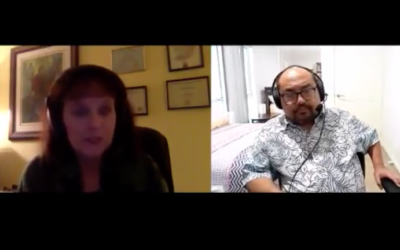 James Bartley Hosts Eve Lorgen: Natural Original Awareness vs Demiurge A I [VIDEO]
