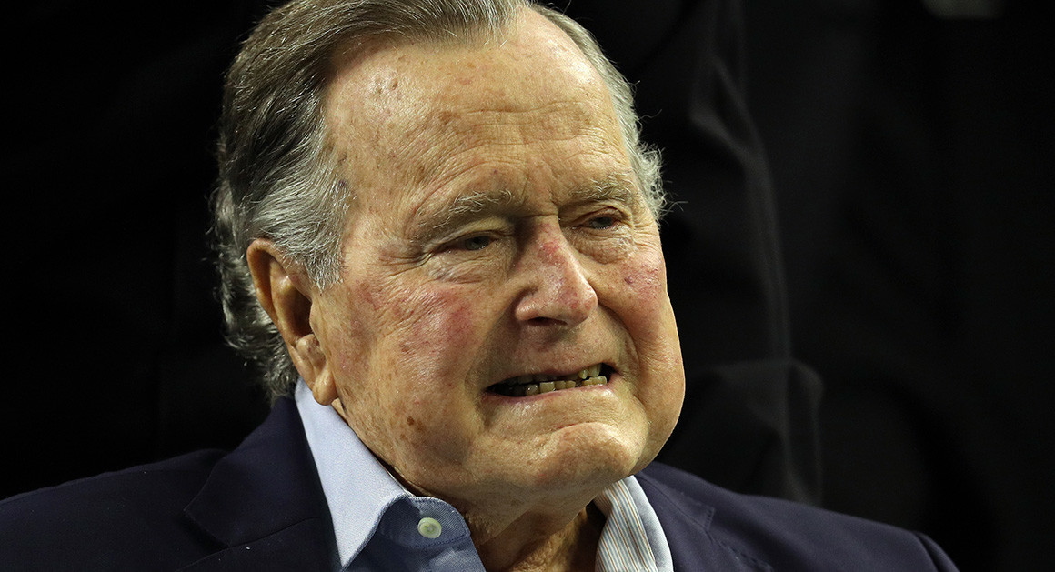 Trump Declares Wednesday 'National Day Of Mourning' For President Bush; Stock Market To Close