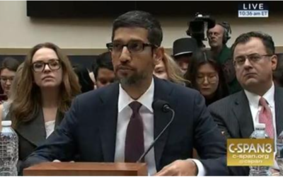 """Google CEO Exposes Shocking """"Full Extent"""" Of Russian Meddling In 2016 : 4,700 Dollars!"""
