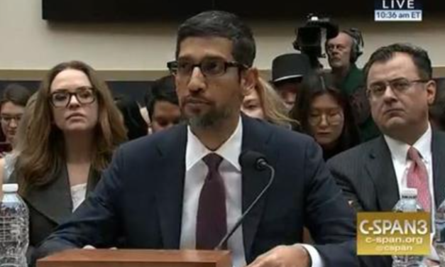 "Google CEO Exposes Shocking ""Full Extent"" Of Russian Meddling In 2016 : 4,700 Dollars!"
