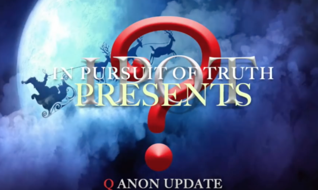 Q Anon/News – Santa With a Hammer – In Pursuit of Truth Presents  [2VIDEOs]