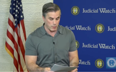 Judicial Watch Special Report: IMPORTANT COURT RULING on the Clinton Email Scandal [VIDEO]