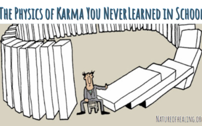 The Physics Of Karma You Never Learned In School