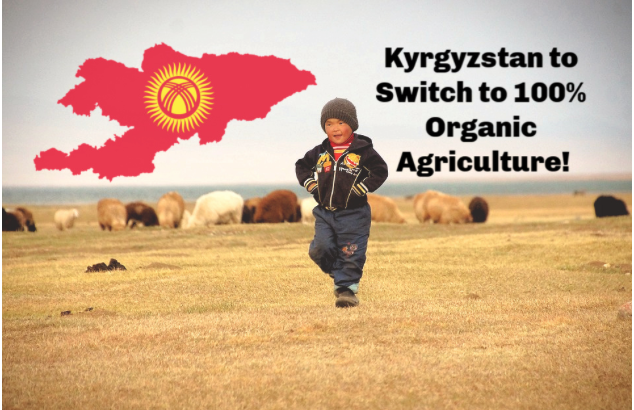 Kyrgyzstan To Switch To 100 Percent Organic Agriculture