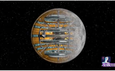 The Artificial Moon Keeping Us In The MATRIX [VIDEO]