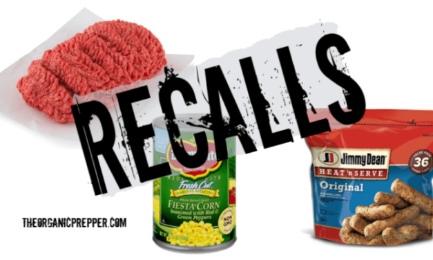Beef, Sausage, & Corn Recalled But Don't Worry, Says The FDA