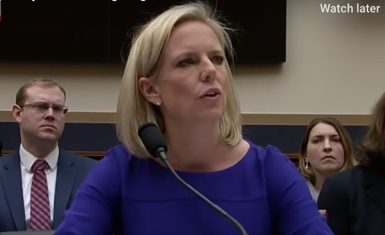 Optimal Solution Confirmed – Kirstjen Nielsen Announces Asylum Seekers Will Be Retained in Mexico Pending Processing….