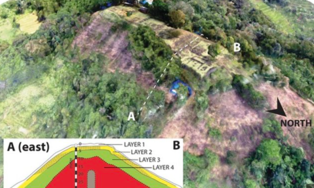 Mainstream Science Now Admits: Long-Hidden Padang 'Pyramid' Found in Indonesia Was Likely an Ancient Temple