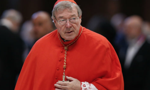 CARDINAL PELL FOUND GUILTY ON ALL COUNTS OF SEX ABUSE