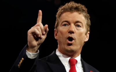 Senator Rand Paul Blocks $38 billion US-Israel Military Aid Package- Gets Blocked from Khashoggi Hearing and Blasts Deep State Secrecy
