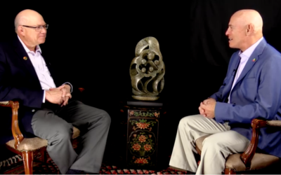 The History of Remote Viewing: Jeffrey Mishlove with Paul H. Smith [VIDEO]