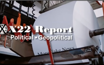 X22 Report: The [DS] Using All Their Ammunition To Cover Up The Inevitable – [VIDEO]