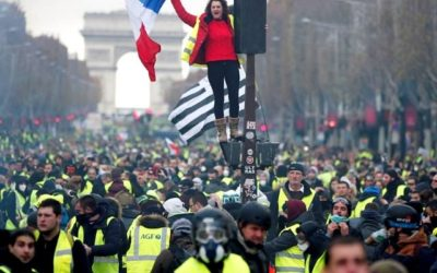 The Demands of the Yellow Vest Movement are Heading Towards Real Systemic Change