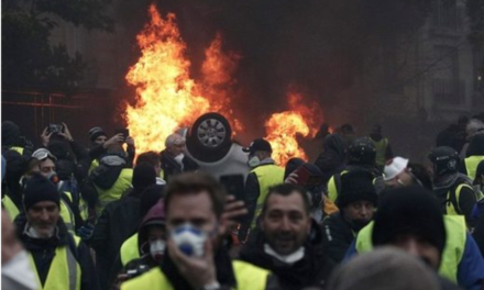 Will Macron's Yellow Vest Implosion Spread to Other EU Countries?