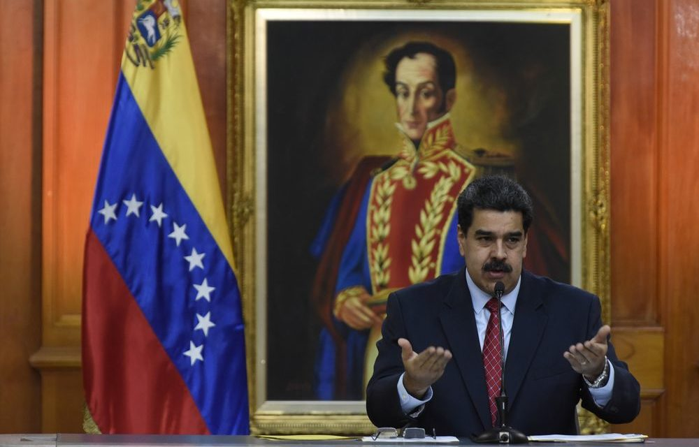 Maduro Stymied in Bid to Pull $1.2 Billion of Gold From U.K.