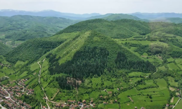 Astonishing Discoveries Made At Bosnian Pyramid? [VIDEO]