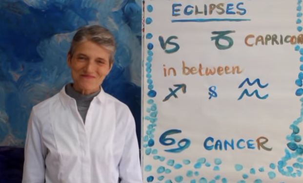 Astrology 101: How to find the ECLIPSES in YOUR CHART [VIDEO]