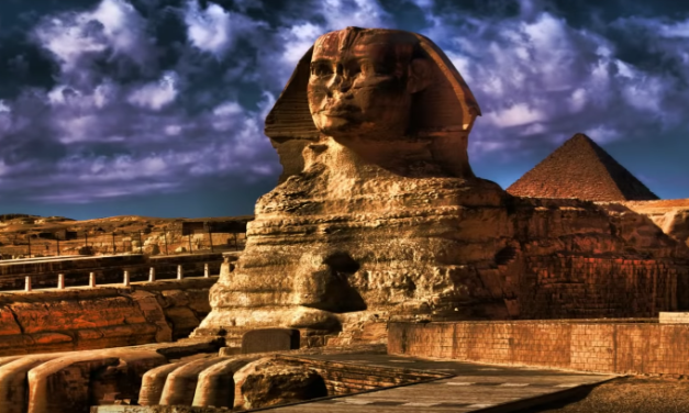 Egyptian Mystery. The Lost Labyrinth of Giza [VIDEO]