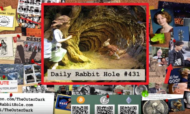 The Daily Rabbit Hole #431 | The Dark Overlord removed from Steemit [VIDEO]