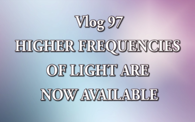 Patricia Cota-Robles: HIGHER FREQUENCIES OF LIGHT ARE NOW AVAILABLE [VIDEO]