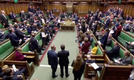Watch the latest Brexit debate in parliament on the eve of Theresa May's crucial vote [VIDEO]