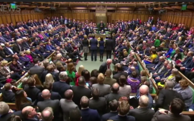British Parliament overwhelmingly rejects Theresa May's Brexit deal   ABC News [VIDEO]