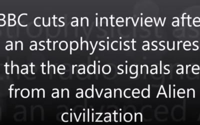 BBC cuts an interview after an astrophysicist assures that the radio signals are from Aliens [VIDEO]