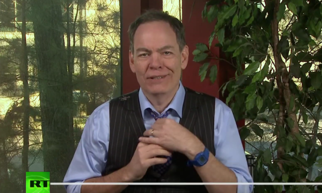 Keiser Report: The Best Performing Government Shutdown Ever! (E1332)