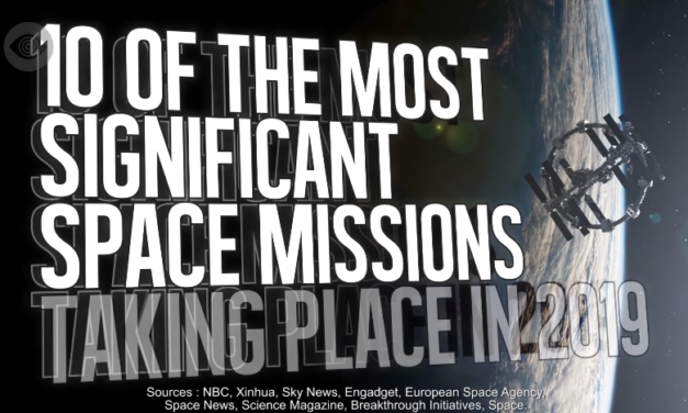 10 Space Missions In 2019 That Will Define Our Future [VIDEO]