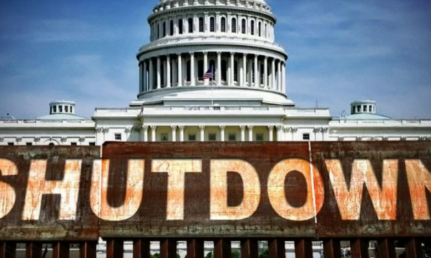 This Is Now The Longest US Government Shutdown In History [VIDEO]