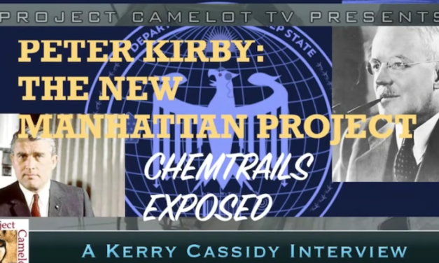 PETER KIRBY: CHEMTRAILS EXPOSED: THE NEW MANHATTAN PROJECT [VIDEO]