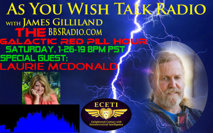 As You Wish BBS Talk Radio – Saturday 1/26/2019 [VIDEO]