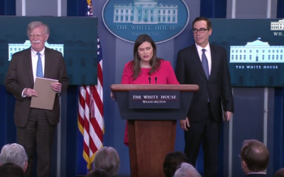 1/28/19: White House Press Briefing [VIDEO]