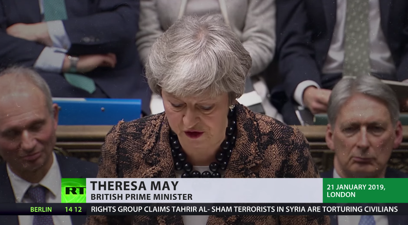 Brewing Brexit Brawl: Crucial vote on amendments to May's failed deal will decide Britain's fate [VIDEO]