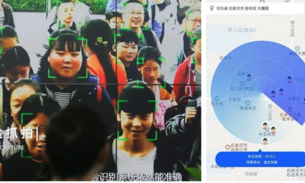"""""""Map of Deadbeat Debtors"""": China Launches New App That Turns Citizens Into Snitches"""