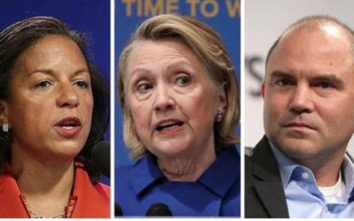 Federal Judge Orders Rhodes, Rice, & Other Obama Officials To Respond Over Clinton Benghazi/Email Scandal